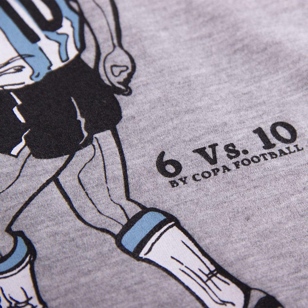 6 vs. 10 T-Shirt   4   COPA