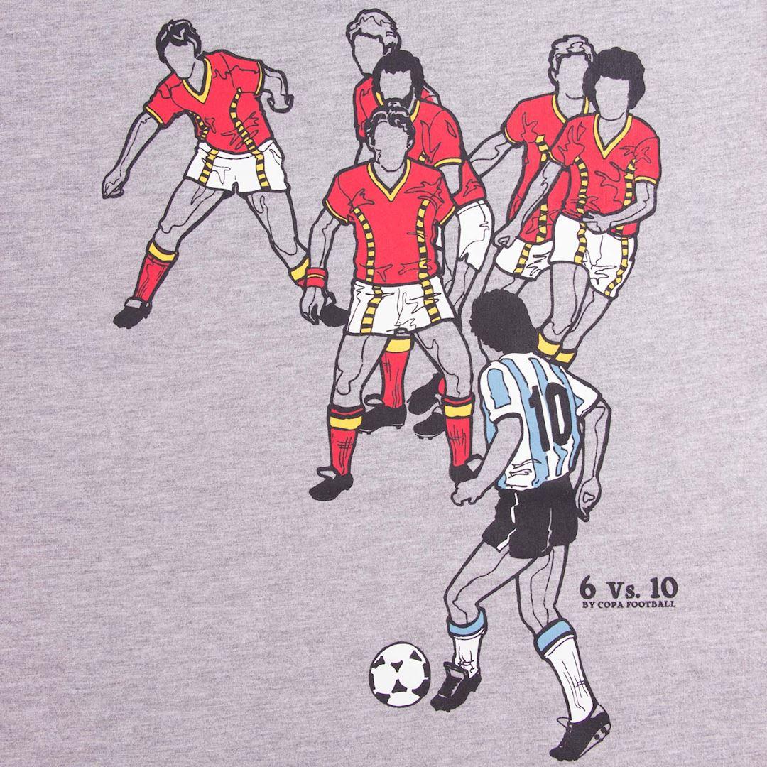 6 vs. 10 T-Shirt   2   COPA