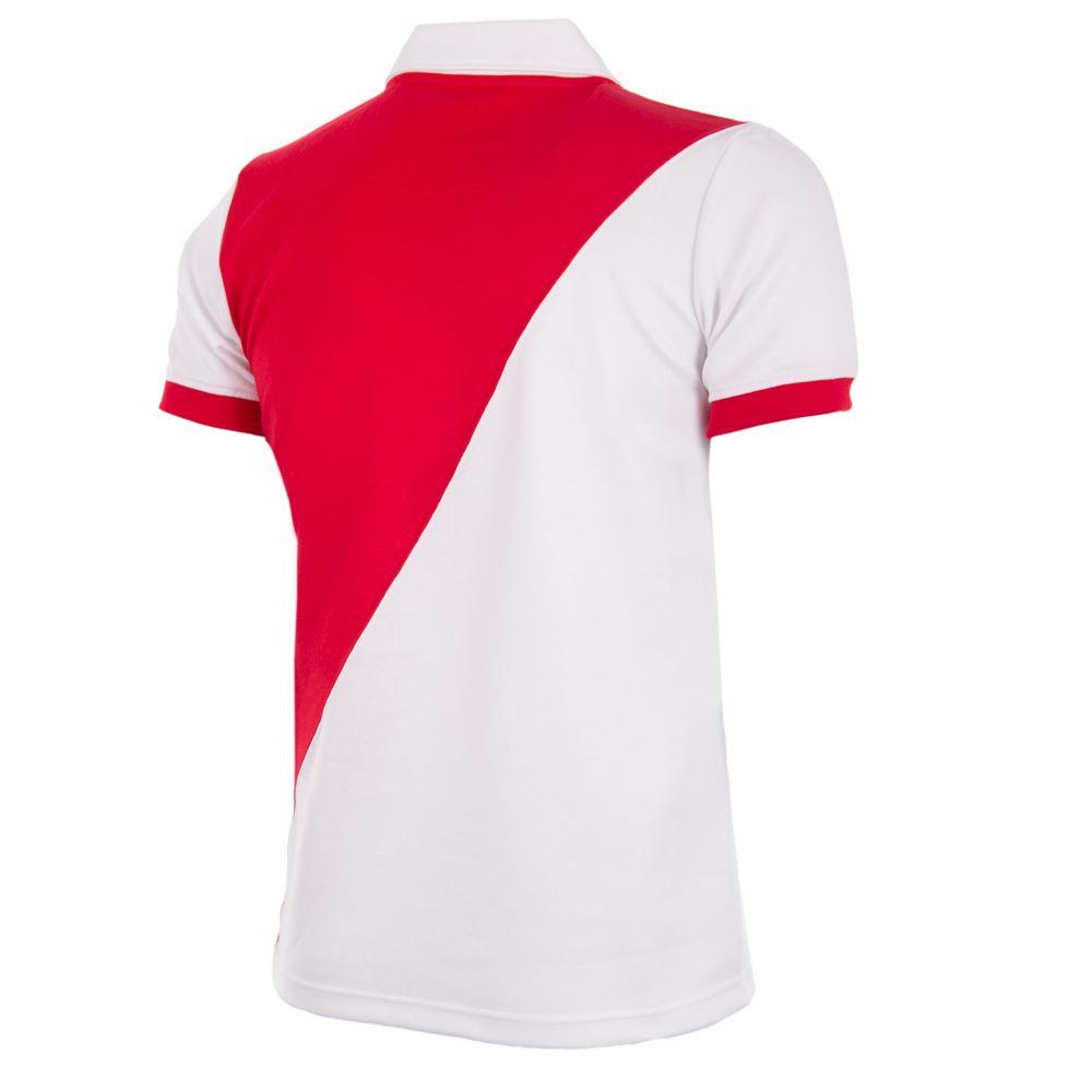 AS Monaco 1987 - 88 Retro Football Shirt   4   COPA