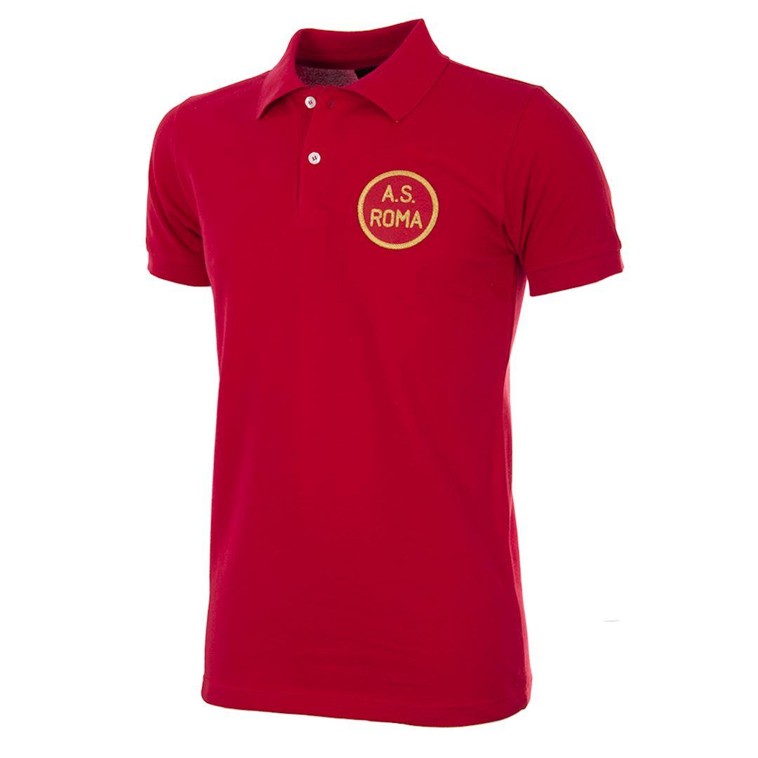 AS Roma 1961 - 62 Retro Football Shirt   1   COPA