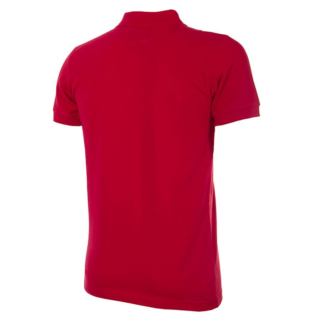 AS Roma 1961 - 62 Retro Football Shirt   4   COPA