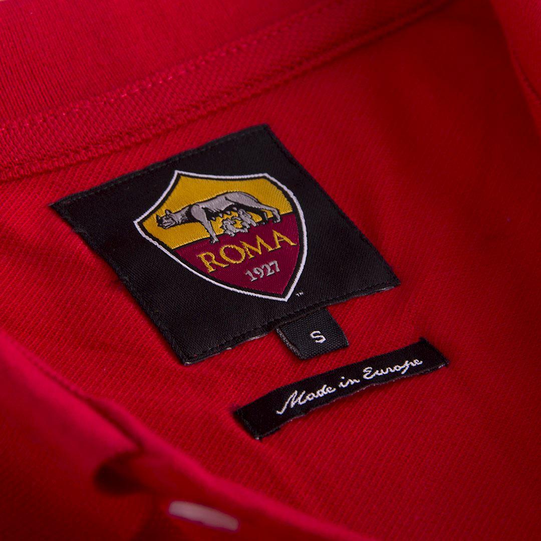 AS Roma 1961 - 62 Retro Football Shirt   5   COPA