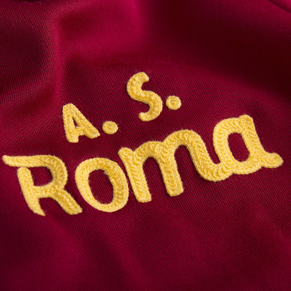 AS Roma 1974 - 75 Retro Voetbal Jack   3   COPA