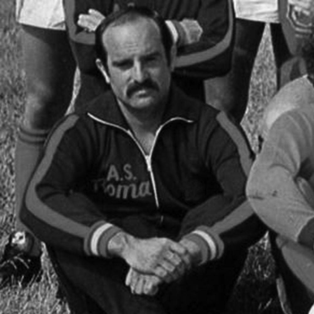 AS Roma 1977 - 78 Retro Voetbal Jack | 2 | COPA