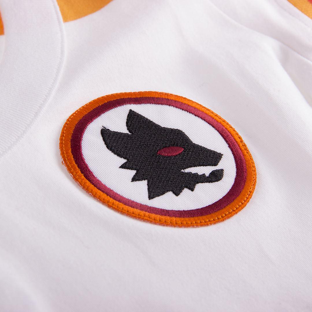 AS Roma 1978 - 79 Away Womens Camiseta de Fútbol Retro | 3 | COPA