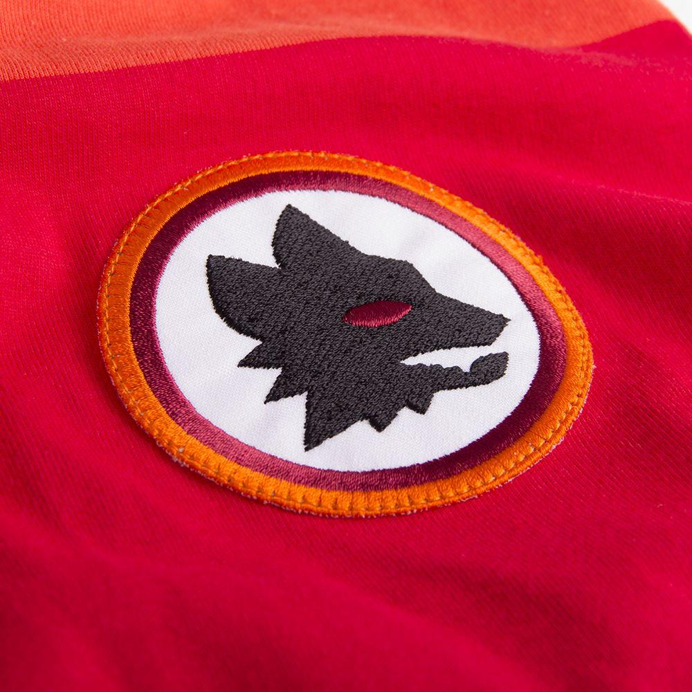 AS Roma 1978-79 Retro Football Shirt | 3 | COPA