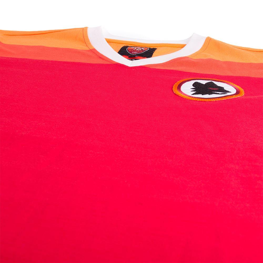 AS Roma 1978-79 Retro Football Shirt | 5 | COPA