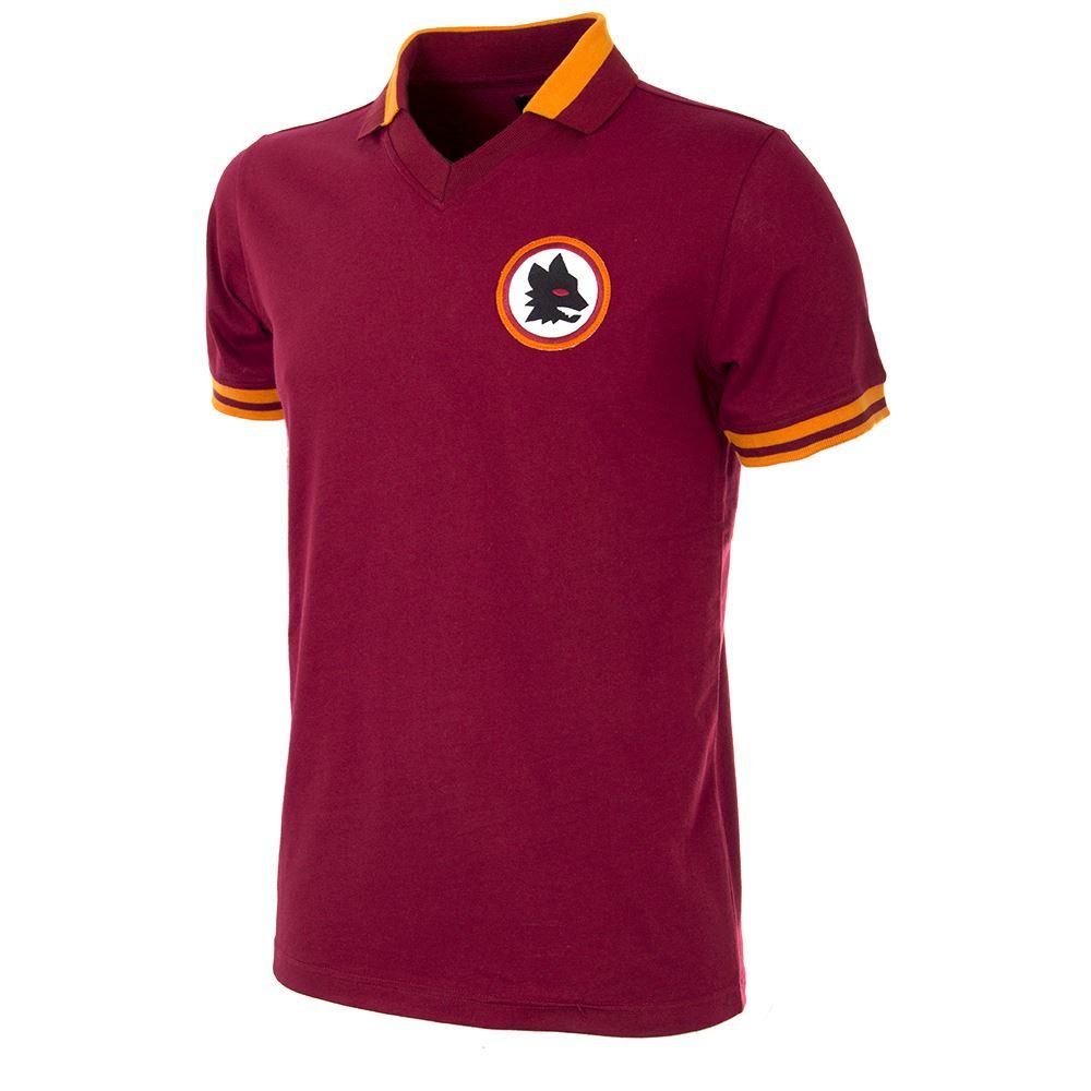 AS Roma 1978 - 79 Retro Voetbal Shirt | 1 | COPA