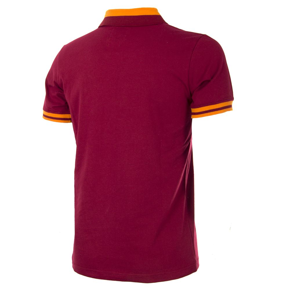 AS Roma 1978 - 79 Retro Voetbal Shirt | 4 | COPA