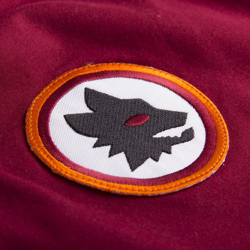 AS Roma 1978 - 79 Retro Voetbal Shirt | 3 | COPA