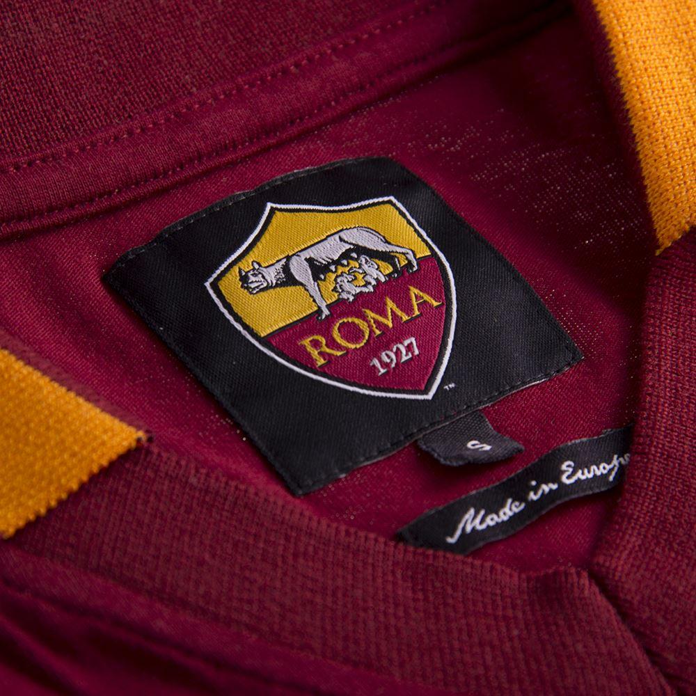 AS Roma 1978 - 79 Retro Voetbal Shirt | 6 | COPA