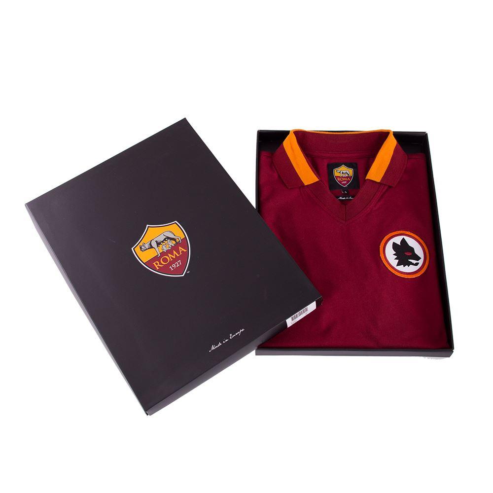 AS Roma 1978 - 79 Retro Voetbal Shirt | 7 | COPA