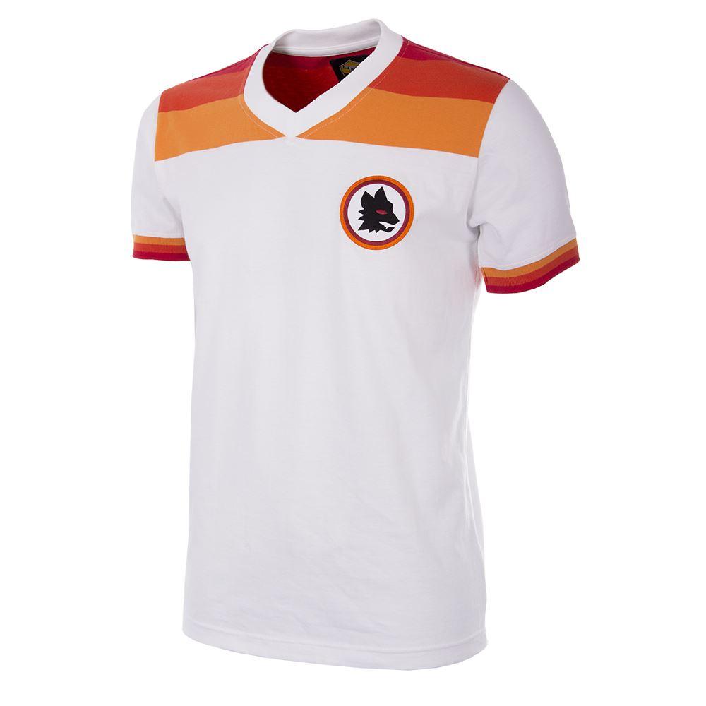 AS Roma 1978 - 79 Away Retro Football Shirt | 1 | COPA