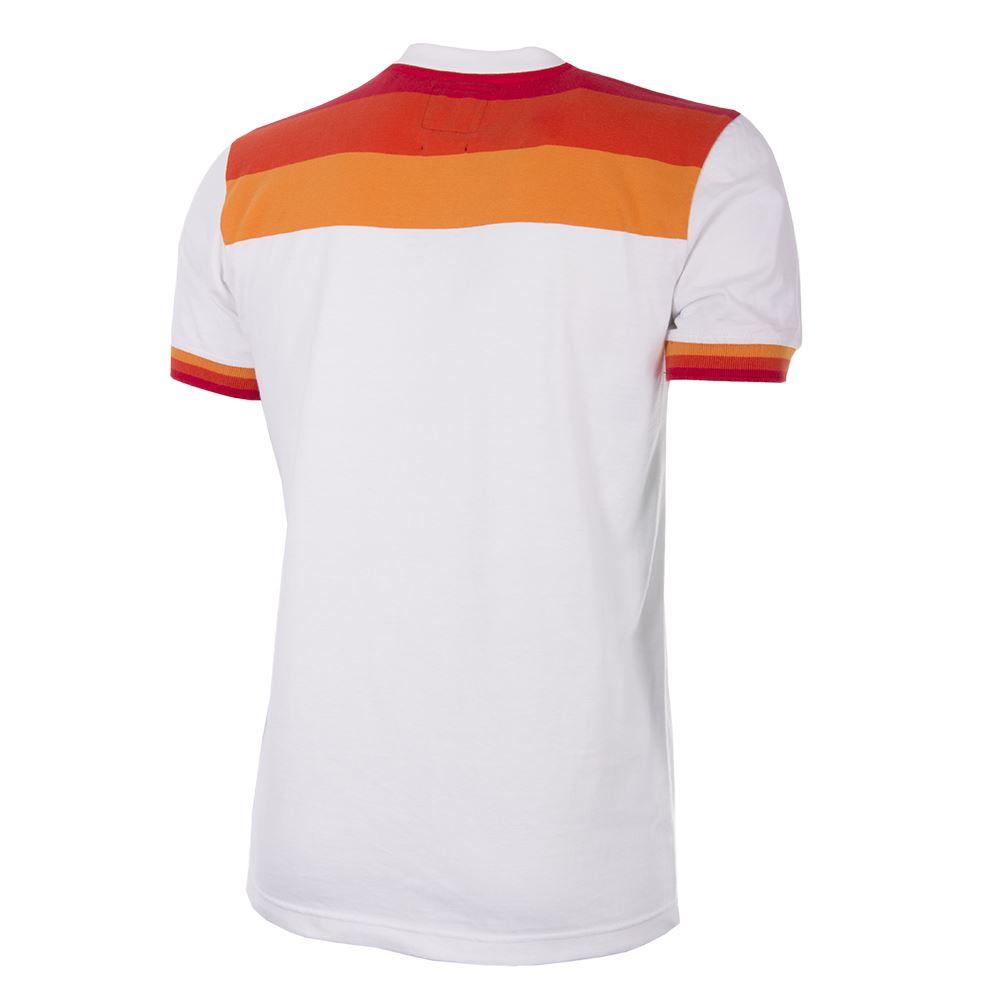 AS Roma 1978 - 79 Away Retro Football Shirt | 4 | COPA