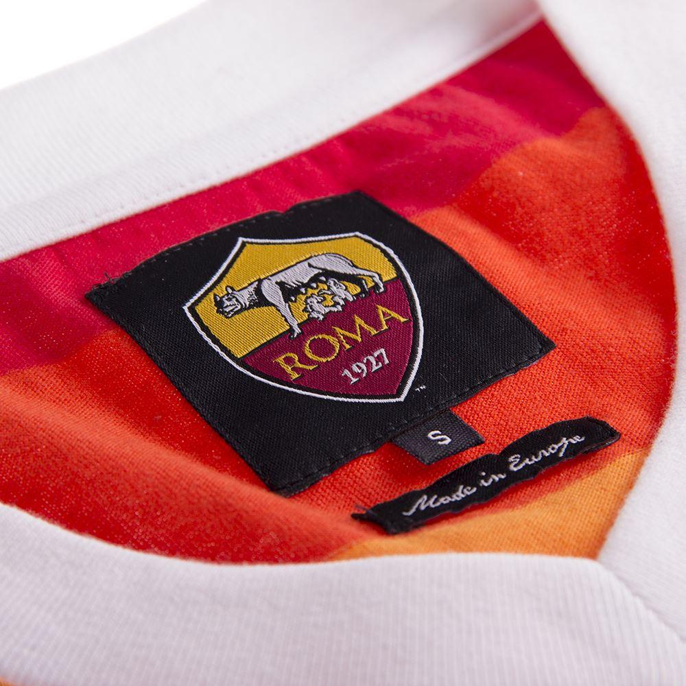 AS Roma 1978 - 79 Away Retro Football Shirt | 6 | COPA