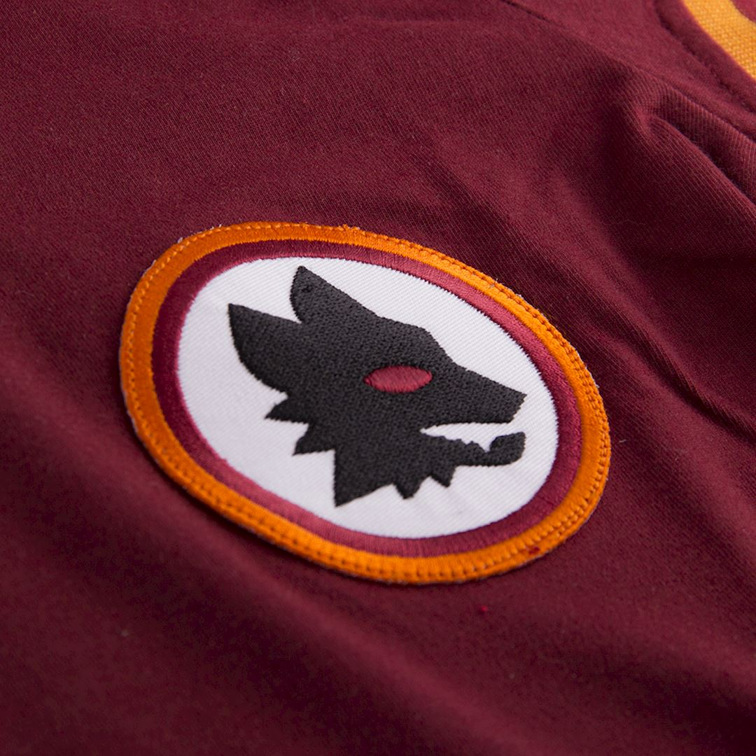AS Roma 1978 - 79 Womens Camiseta de Fútbol Retro | 3 | COPA