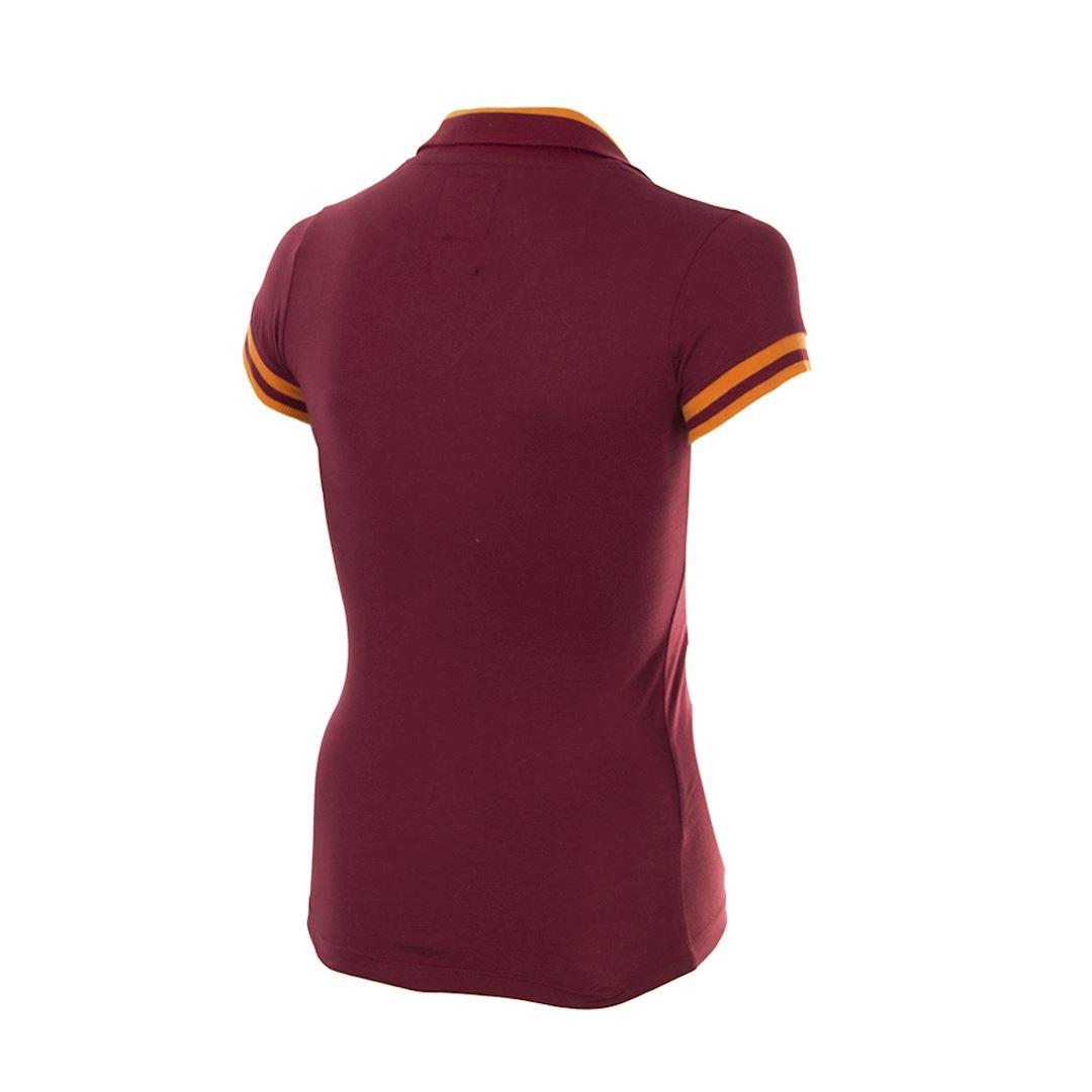 AS Roma 1978 - 79 Womens Camiseta de Fútbol Retro | 4 | COPA