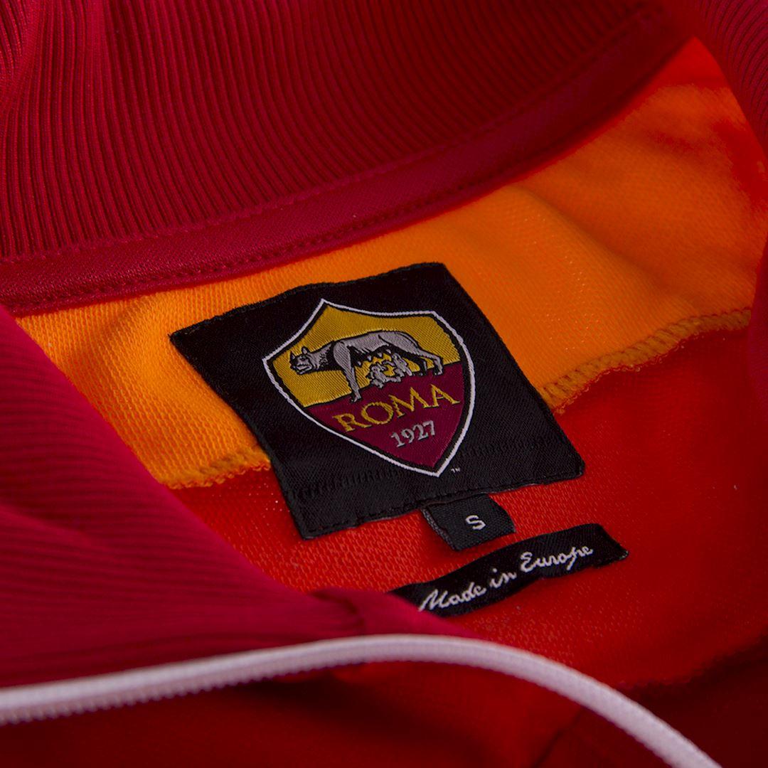 AS Roma 1979 - 80 Retro Football Jacket | 5 | COPA
