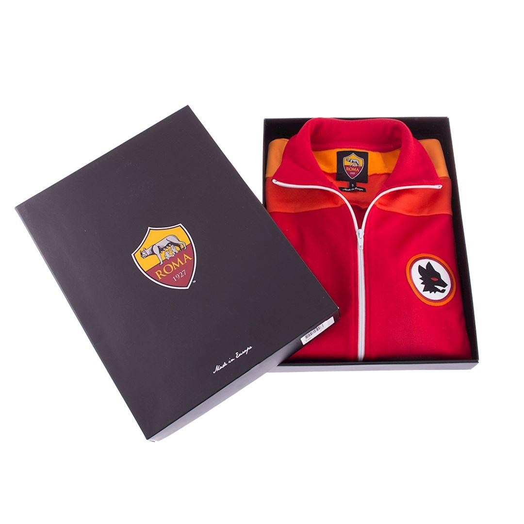 AS Roma 1979 - 80 Retro Football Jacket | 6 | COPA