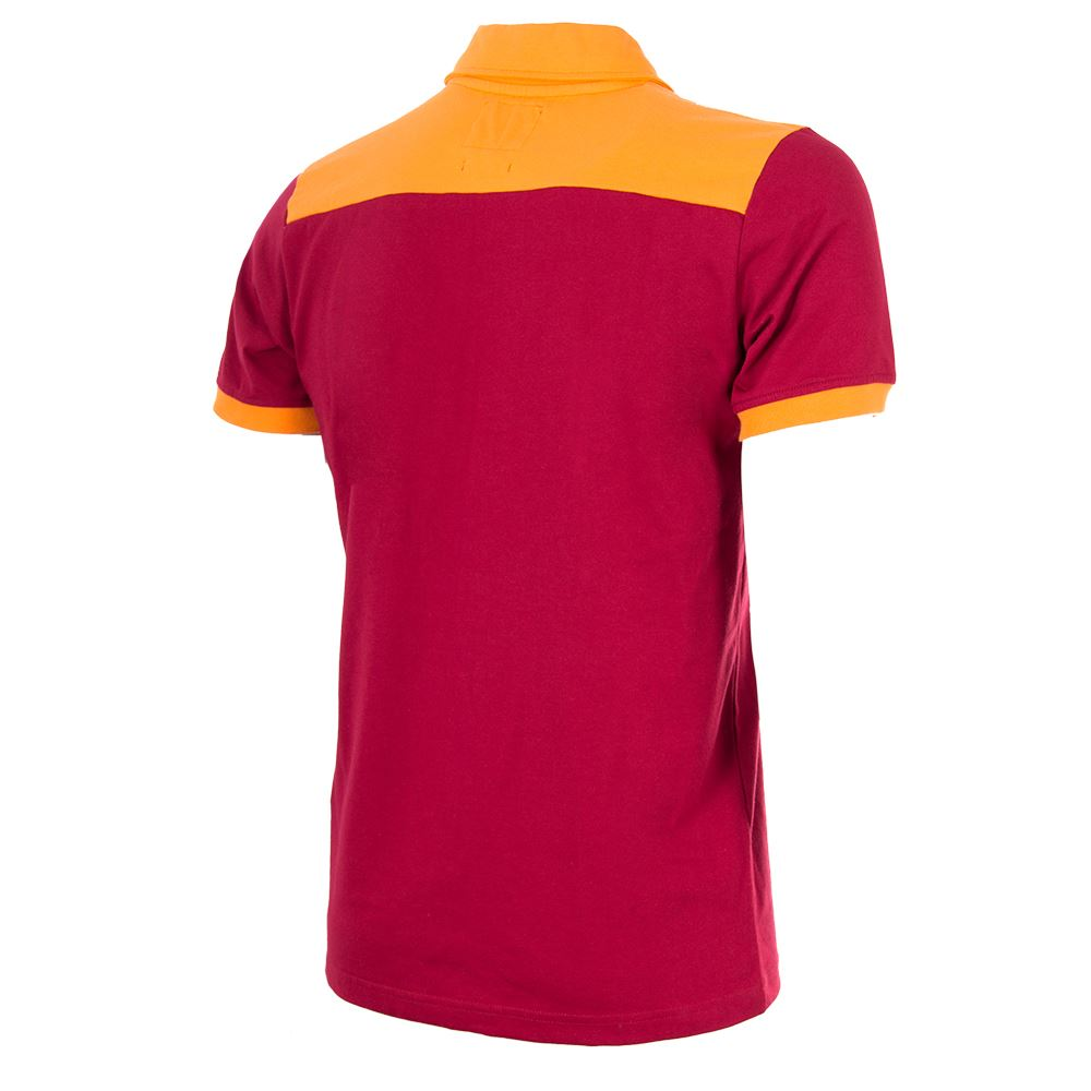 AS Roma 1980 Retro Football Shirt | 4 | COPA