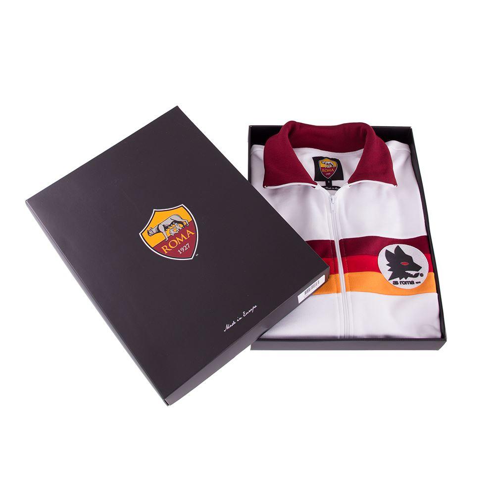 AS Roma 1981 - 82 Retro Football Jacket | 6 | COPA