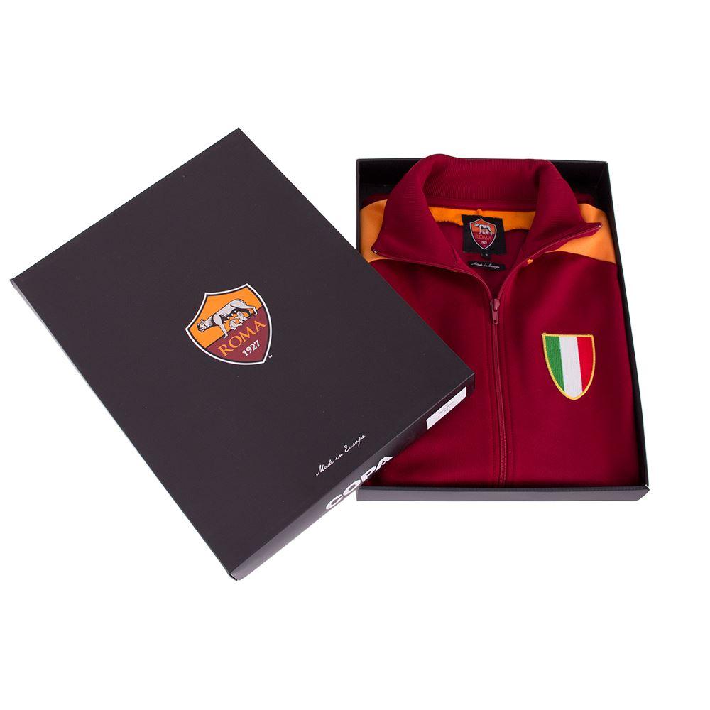 AS Roma 1983 Scudetto Retro Football Jacket | 6 | COPA