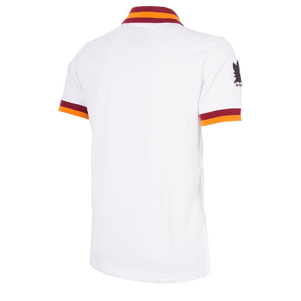 AS Roma Away 1980-81 Retro Voetbal Shirt | 4 | COPA