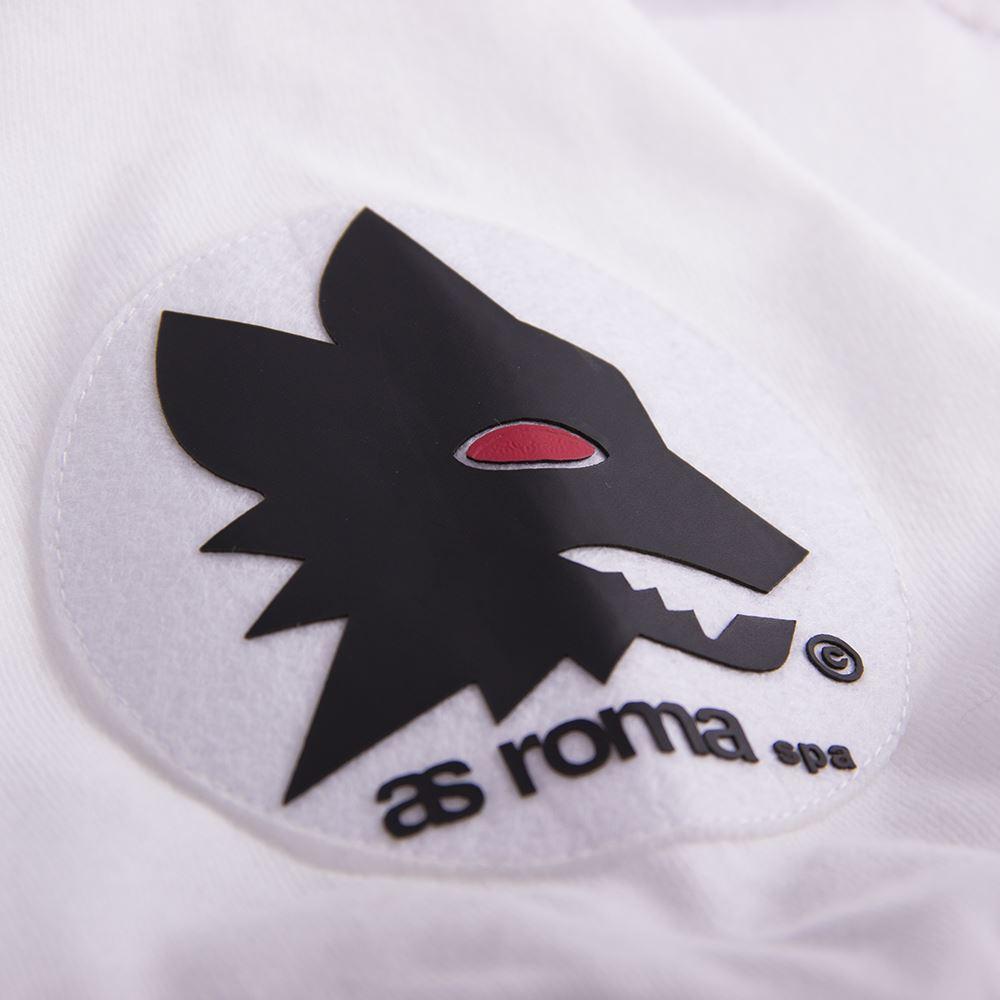 AS Roma Away 1980-81 Retro Voetbal Shirt | 5 | COPA