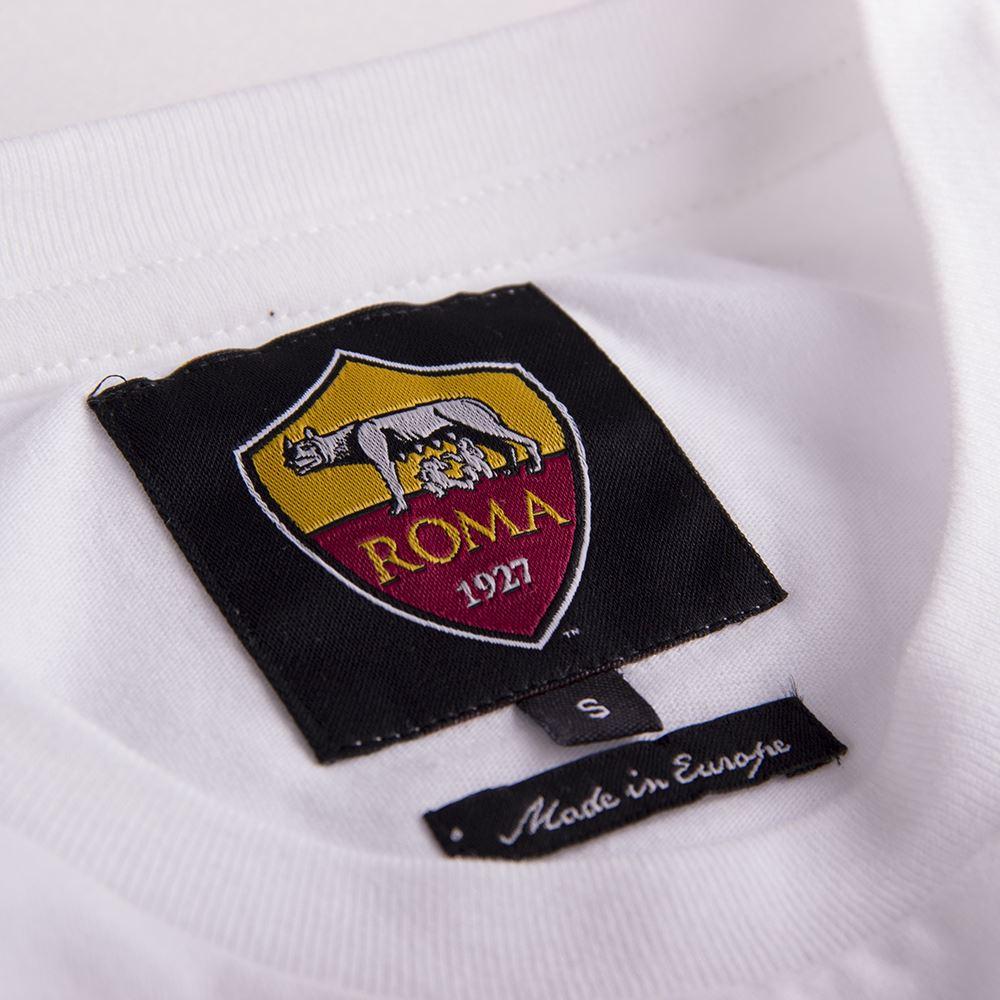 AS Roma Away Retro T-Shirt | 3 | COPA