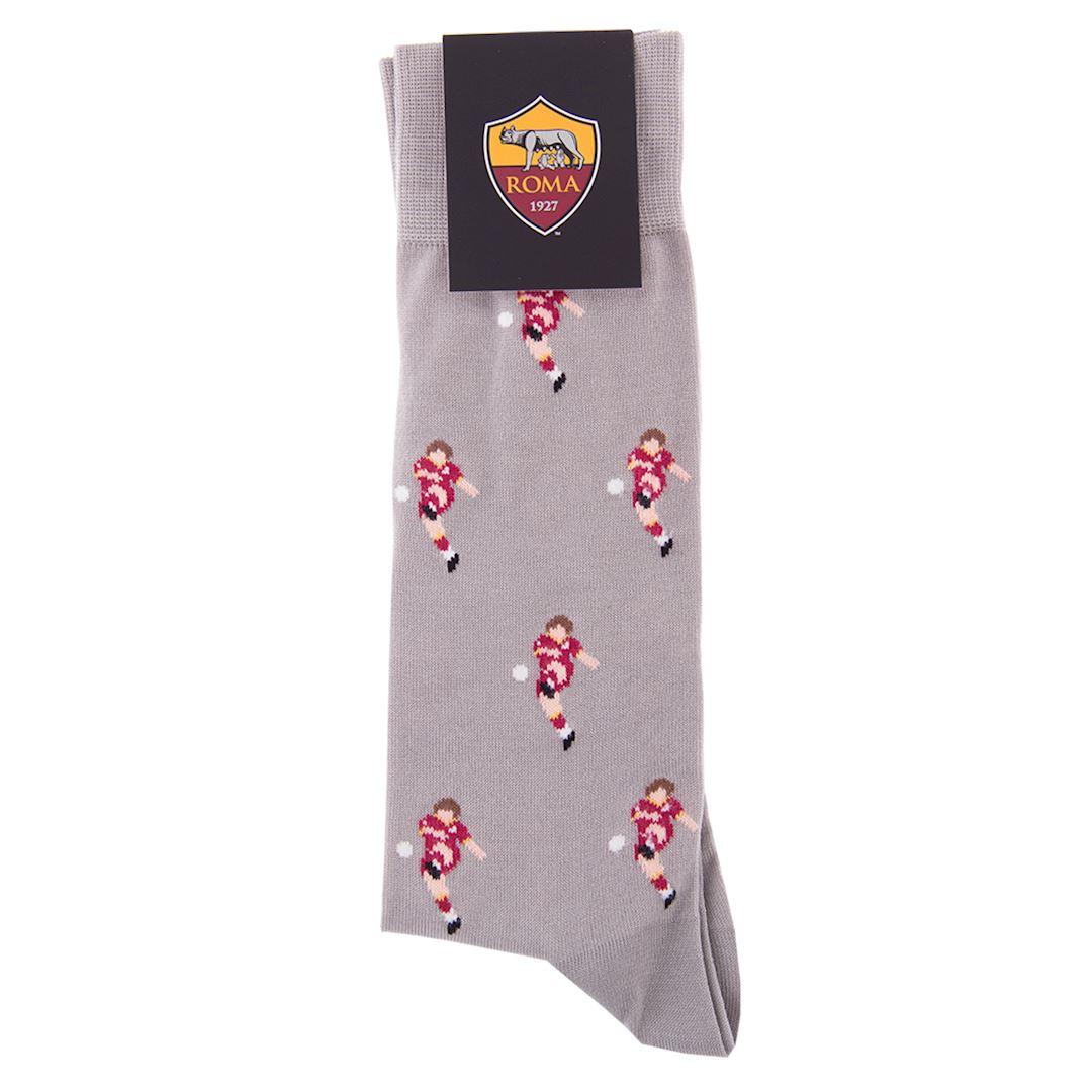 AS Roma Conti Casual Socks | 3 | COPA