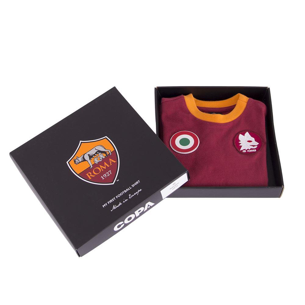 AS Roma 'My First Football Shirt' | 6 | COPA