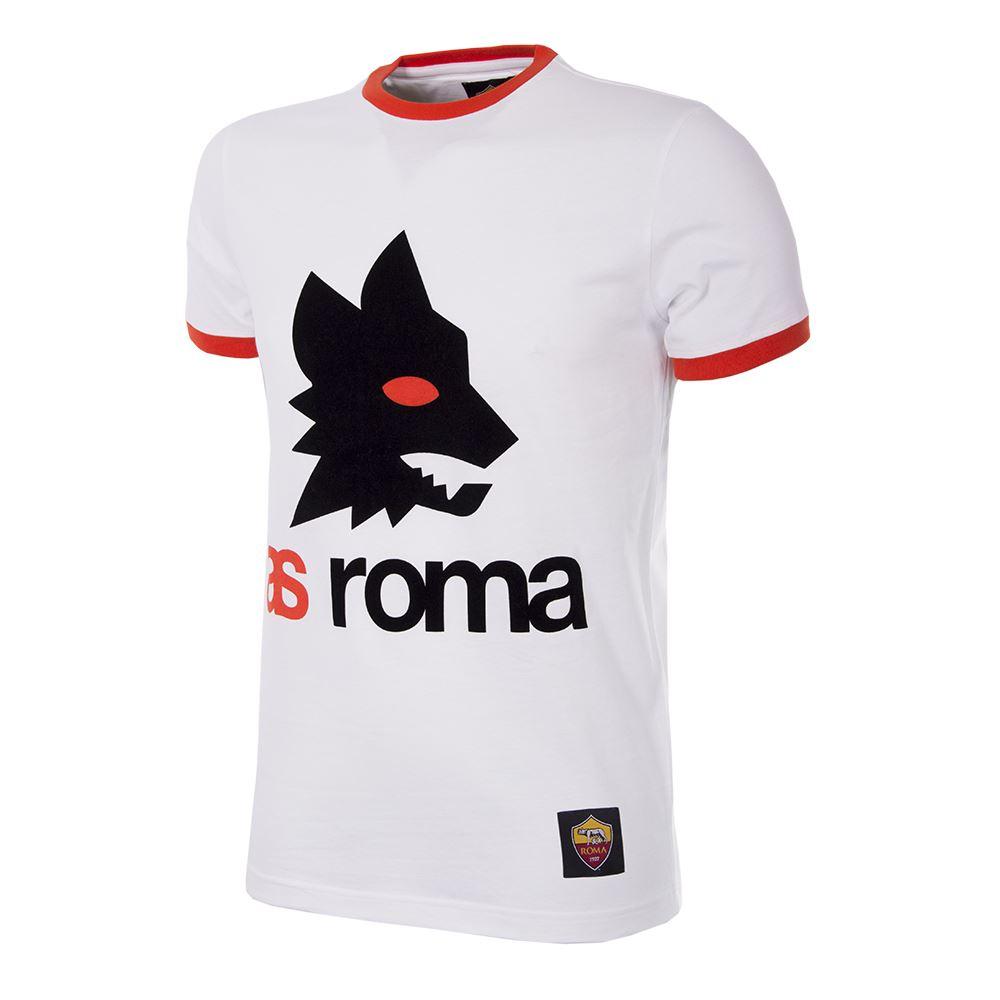 AS Roma Retro Logo T-Shirt | 1 | COPA