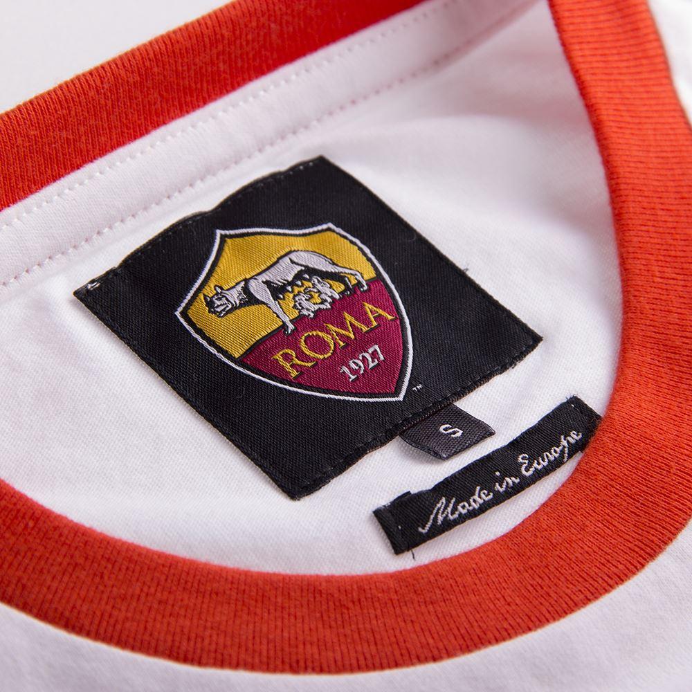 AS Roma Retro Logo T-Shirt | 3 | COPA