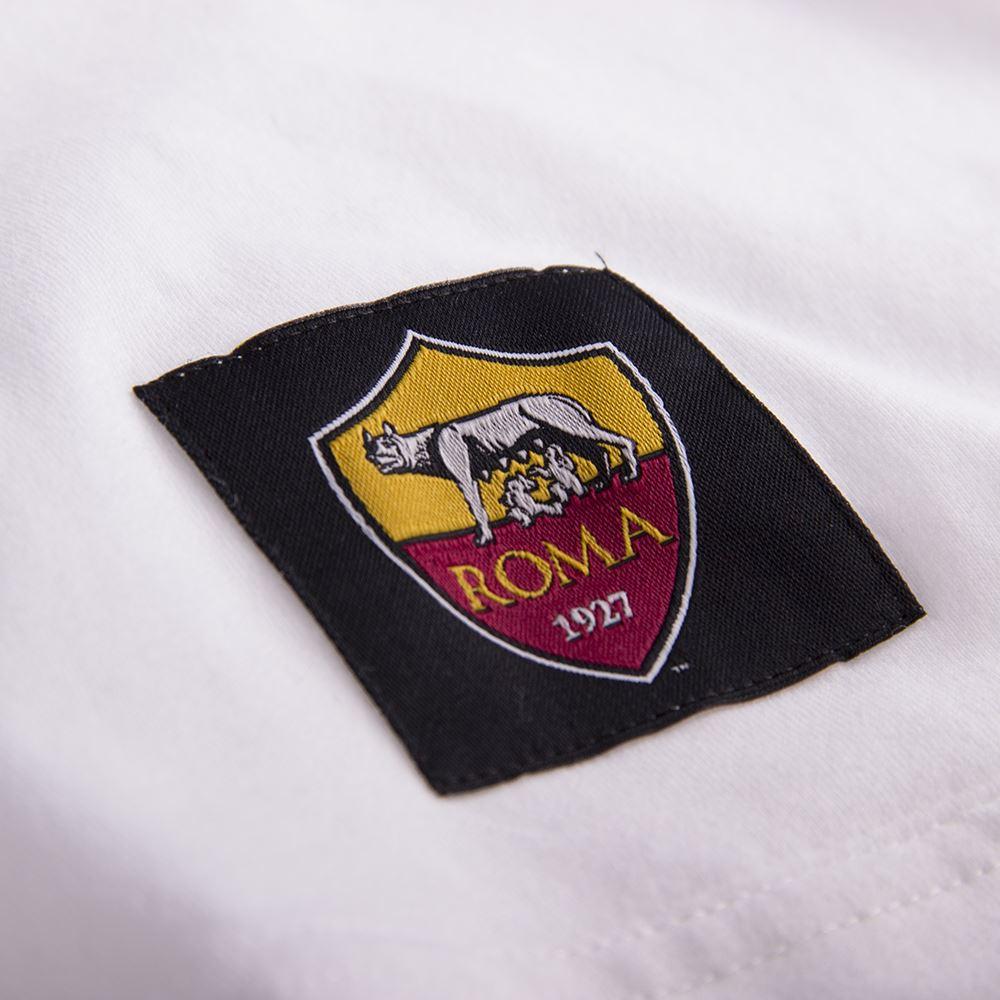 AS Roma Retro Logo T-Shirt | 4 | COPA