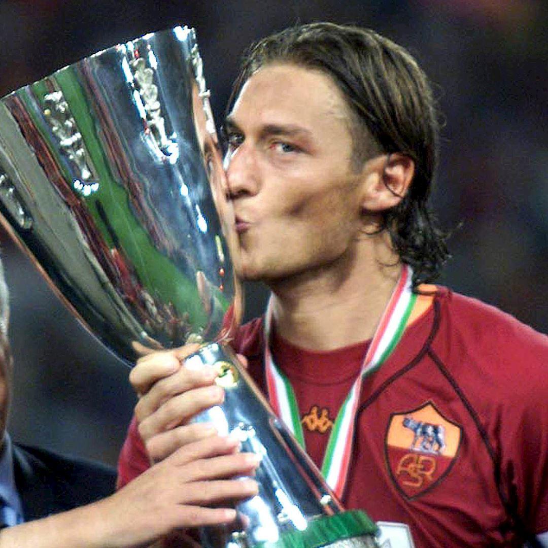 AS Roma Supercoppa Casual Socks | 2 | COPA