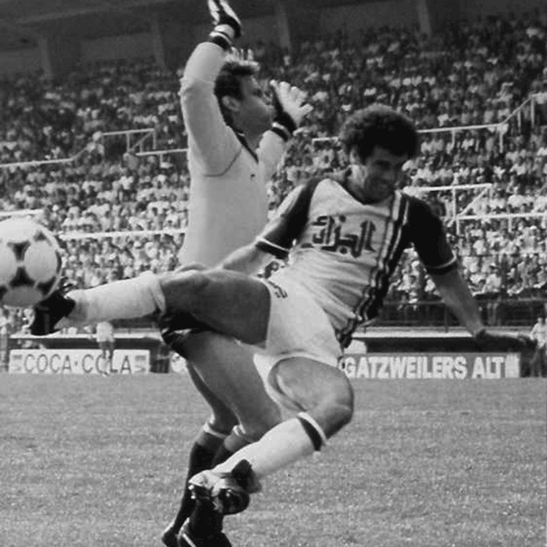 Algeria World Cup 1982 Retro Football Shirt | 2 | COPA