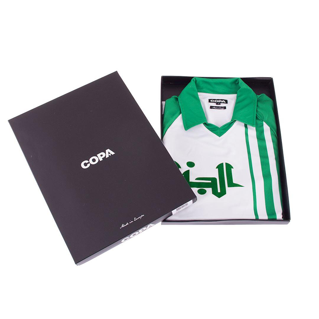 Algeria World Cup 1982 Retro Football Shirt | 6 | COPA