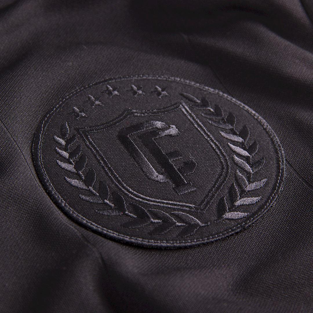 All Black Football Shirt   3   COPA