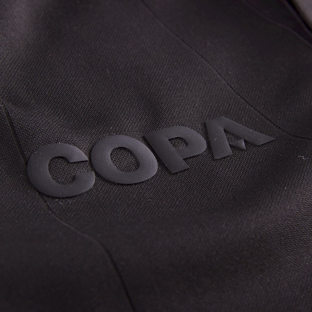 All Black Football Shirt   4   COPA