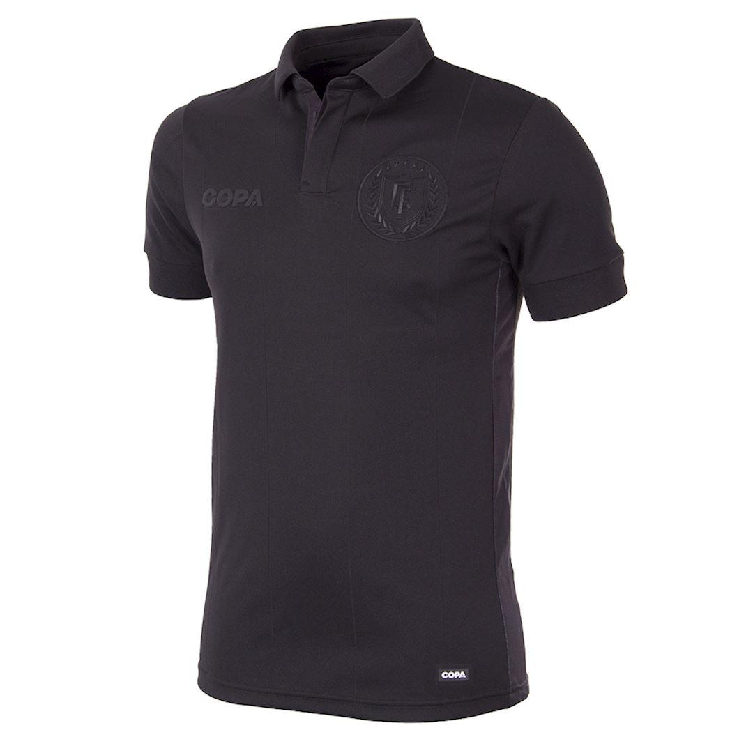 All Black Camiseta de Fútbol   2   COPA