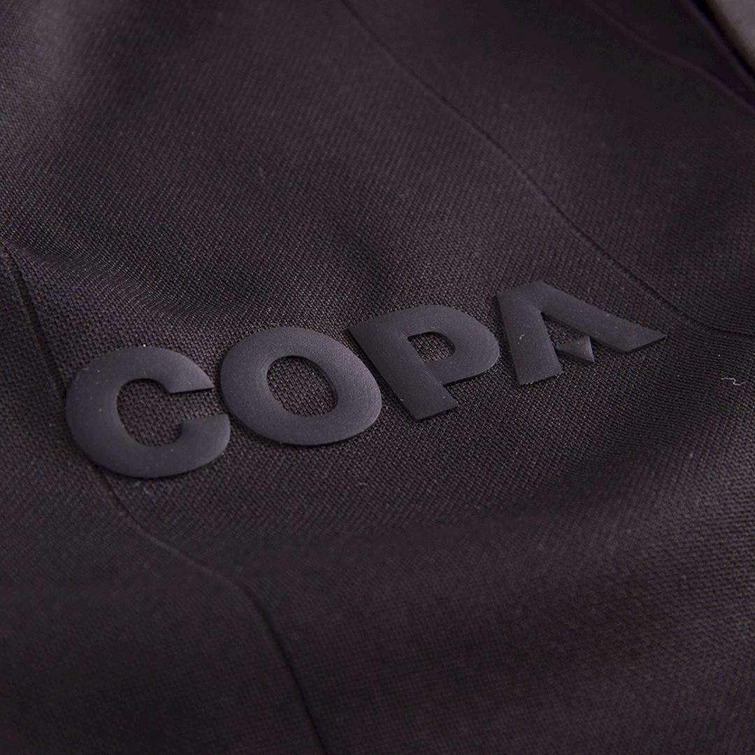 All Black Camiseta de Fútbol   6   COPA