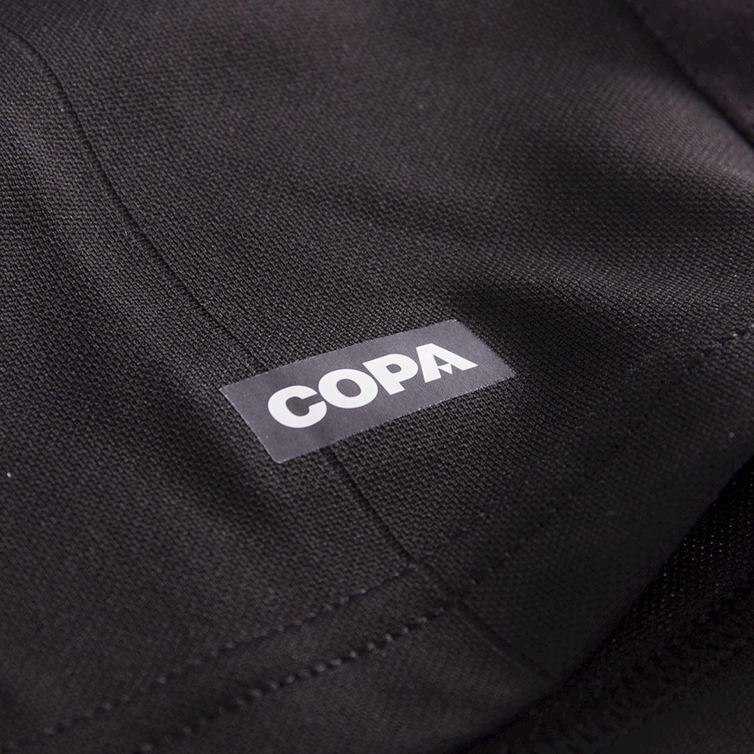 All Black Camiseta de Fútbol   8   COPA