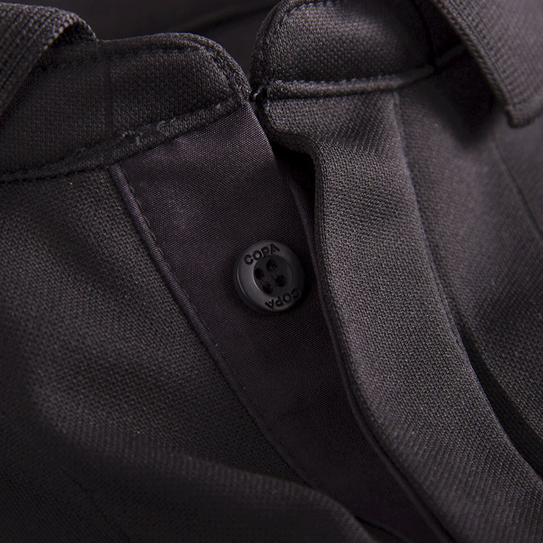 All Black Football Shirt   5   COPA
