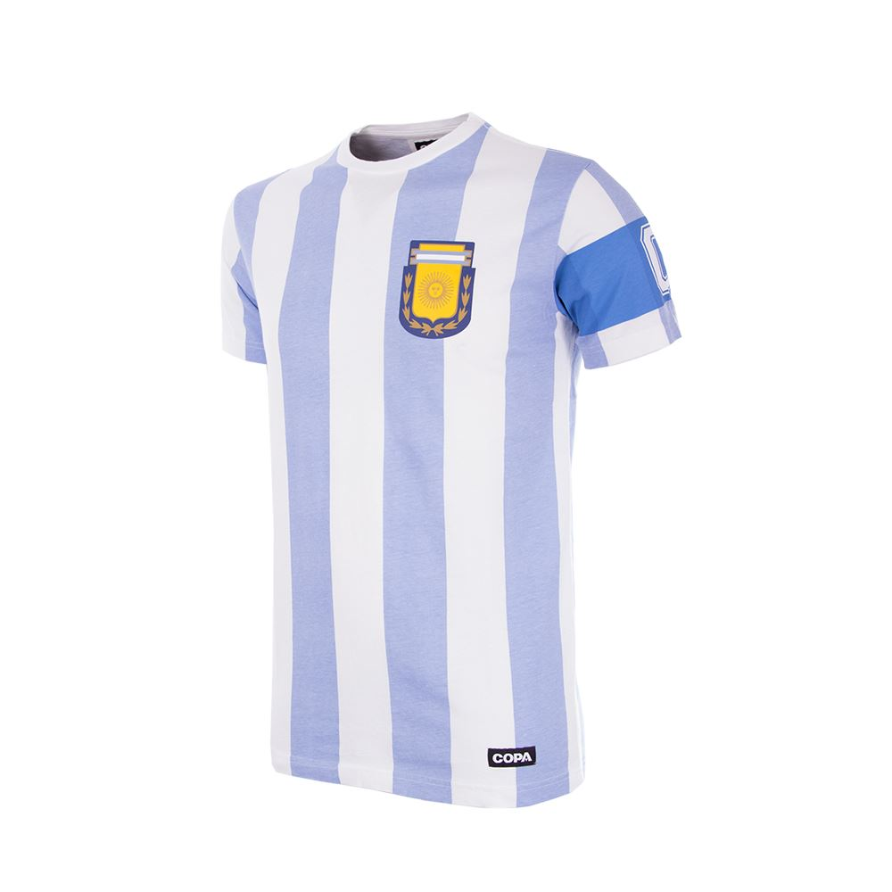 Argentina Capitano Niños T-Shirt | 1 | COPA