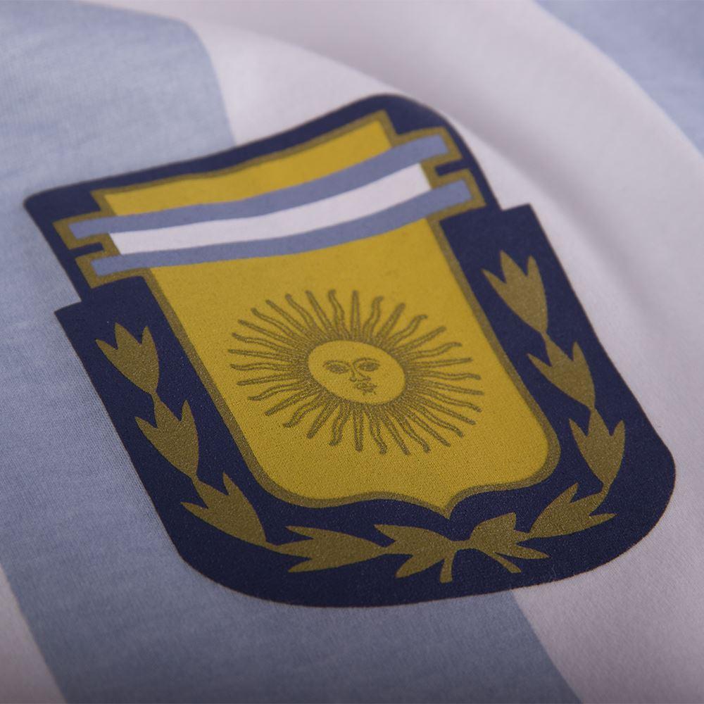 Argentina Capitano Niños T-Shirt | 3 | COPA