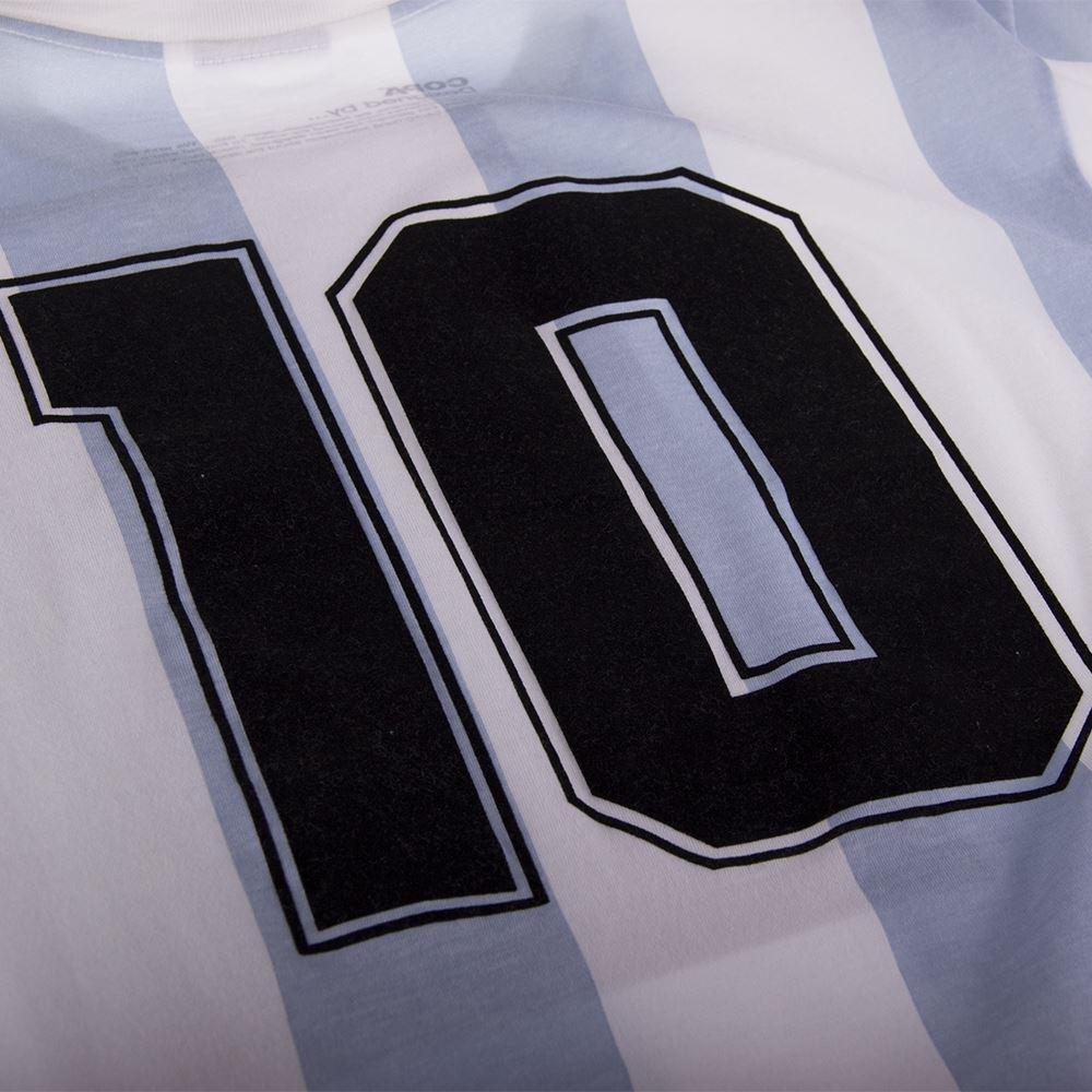 Argentina Capitano Niños T-Shirt | 5 | COPA