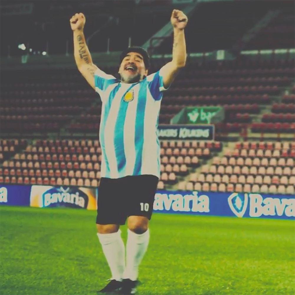 Argentine Capitano T-Shirt | 8 | COPA
