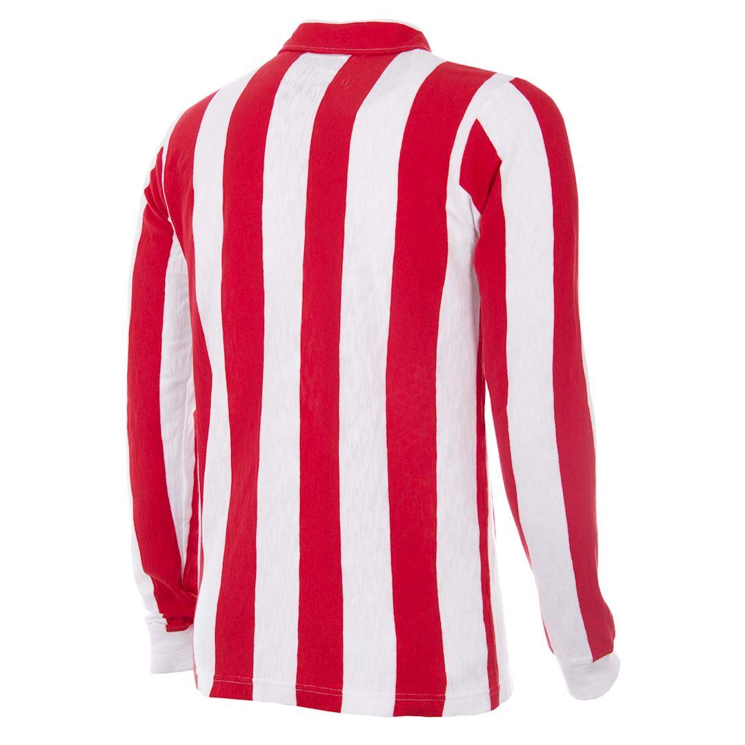 Atletico de Madrid 1939 - 40 Retro Football Shirt | 4 | COPA