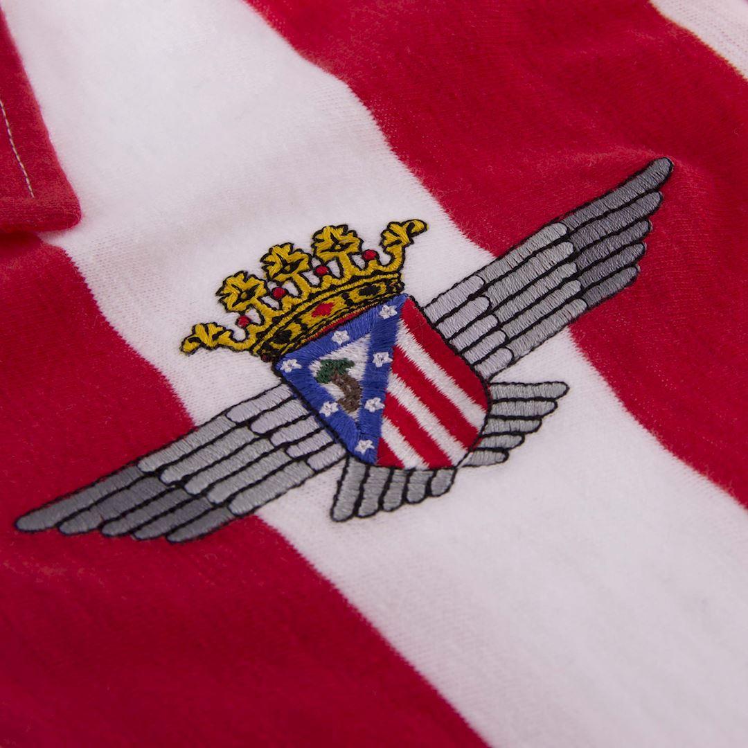 Atletico de Madrid 1939 - 40 Retro Football Shirt | 3 | COPA