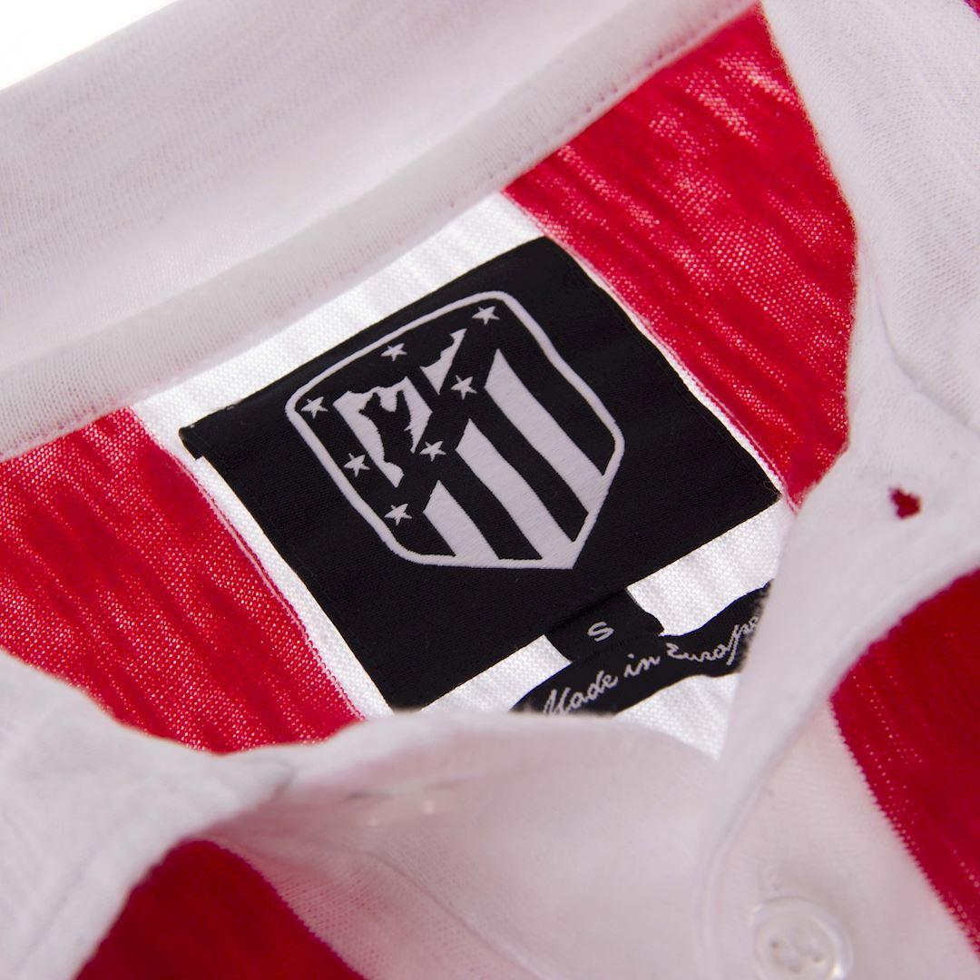 Atletico de Madrid 1939 - 40 Retro Football Shirt | 5 | COPA